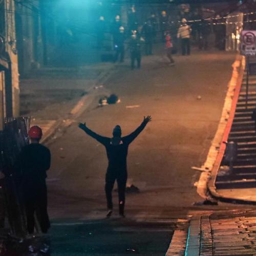 Protests persist in Bolivia