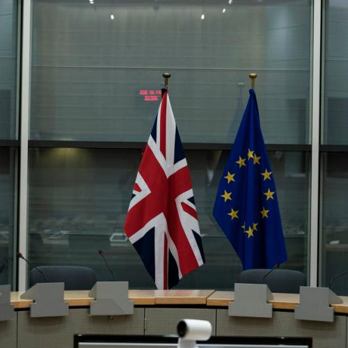 UK to be absent in this week's European Council