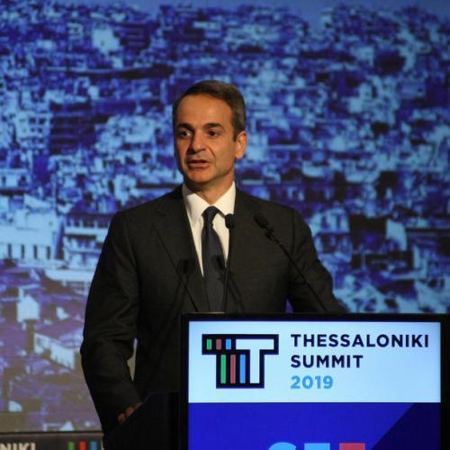 Greece backs EU ambitions of North Macedonia and Albania