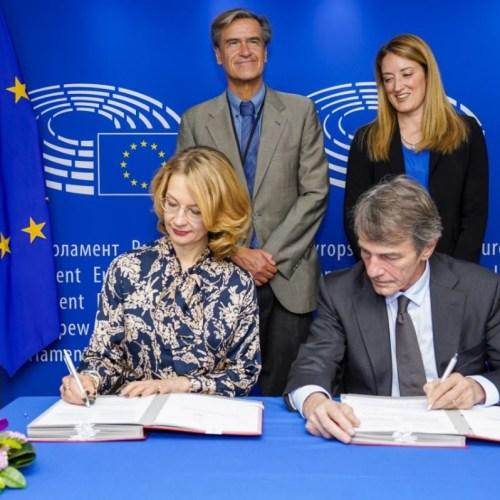 New law guaranteeing 10,000 new border guards at EU external borders enacted