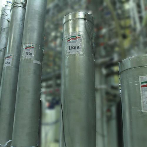 Iran begins injecting uranium gas into centrifuges at Fordo