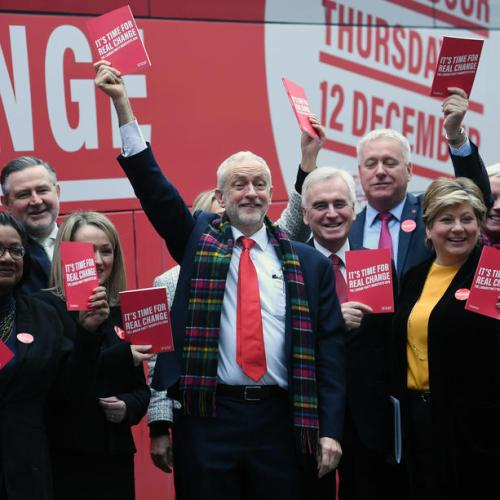 Photo Story: Labour Party launches Manifesto
