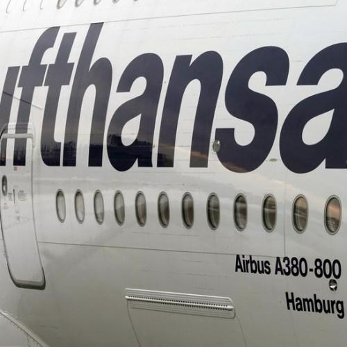 German court approves Lufthansa strike