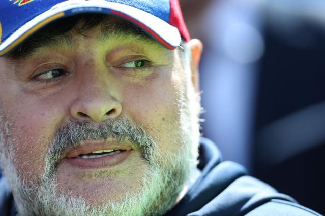 Maradona hospitalised in Argentina after feeling unwell