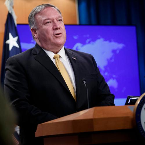 Pompeo: Anti-ISIS coalition should shift focus to Africa