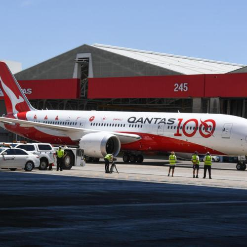 Qantas to operate another non-stop London to Sydney research flight