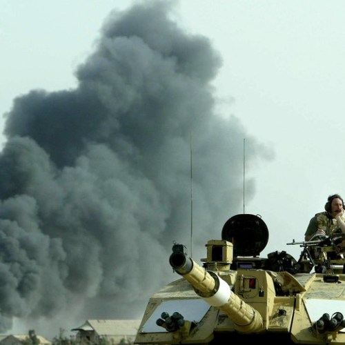 Warning UK would be 'outgunned' in Russia conflict