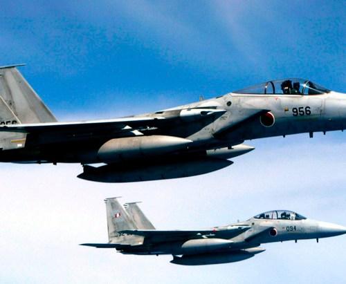 Japan and South Korea scramble planes to shadow Russian bombers