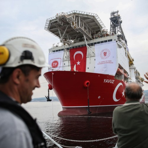 EU adopts sanctions regime targeting Turkey after gas drilling in Cypriot water