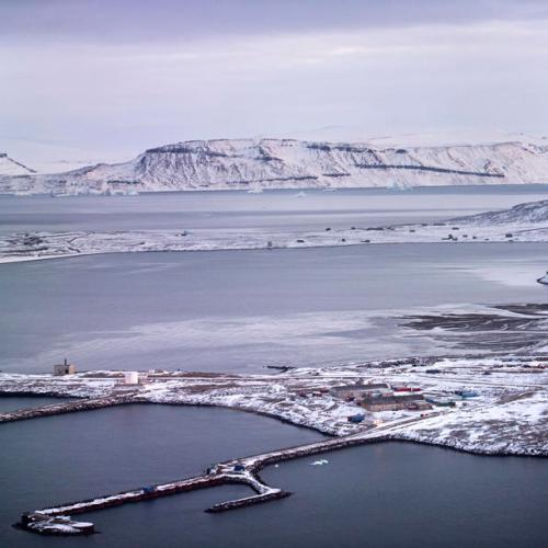 Greenland airport to end civilian flights due to climate change