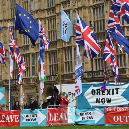 The UK defends Brexit deal after Trump criticism