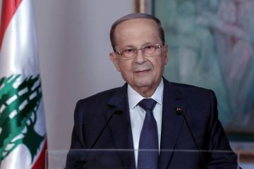 Lebanon president ready to answer questions on Beirut blast