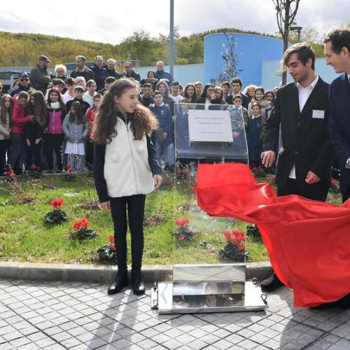 Photo Story: School named after FCA former CEO Sergio Marchionne