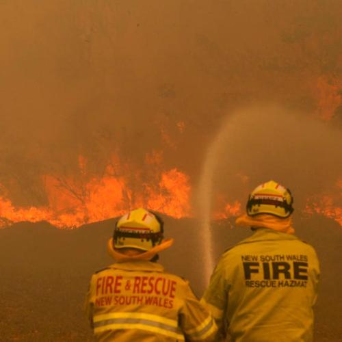 Australian bushfires turn deadly