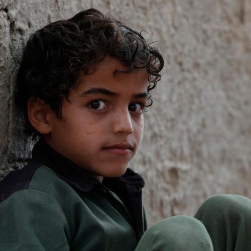Photo Story: World Children's Day in Yemen