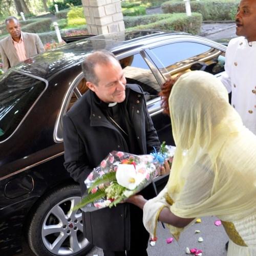 Archbishop Antoine Camilleri starts his mission as Apostolic Nuncio to Ethiopia