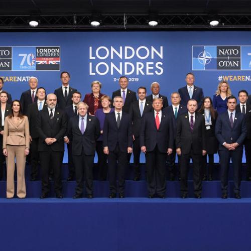 NATO suspends training mission in Iraq