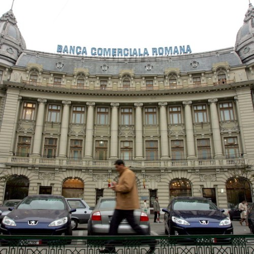 BCR sells historic palace in downtown Bucharest