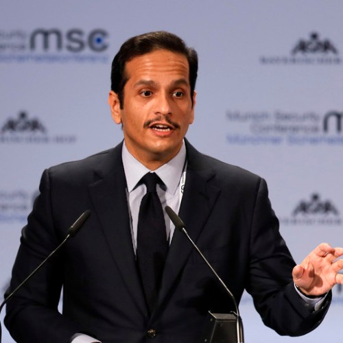 Qatar FM says early talks with Saudi Arabia have broken stalemate