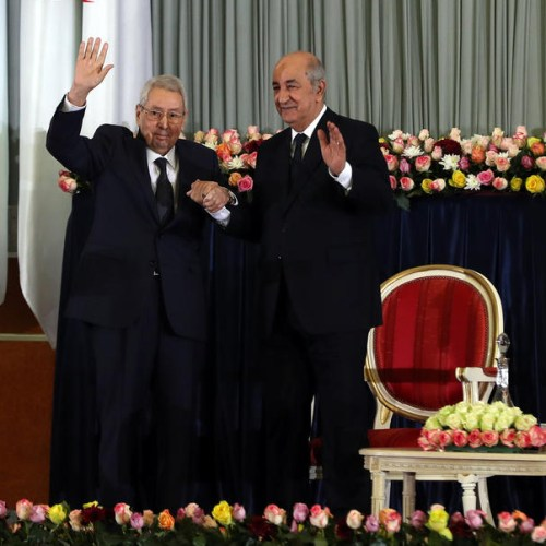 Tebboune takes oath as new Algerian President