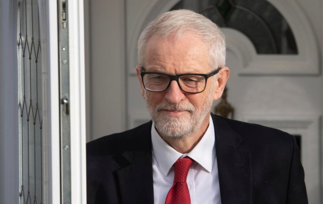 British Labour suspends former Leader Jeremy Corbyn
