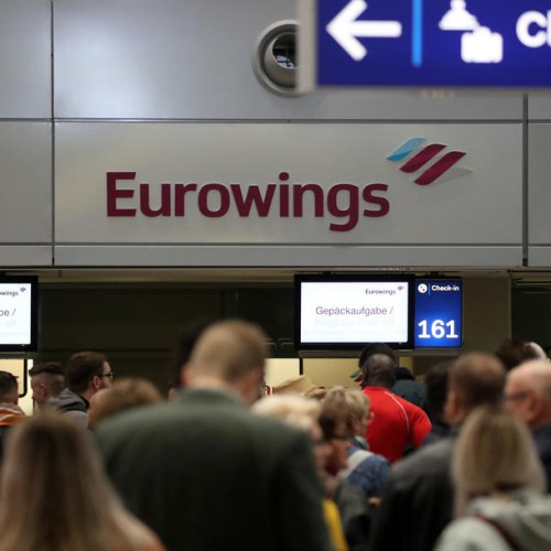 Lufthansa's low-cost airline Eurowings to open Prague base