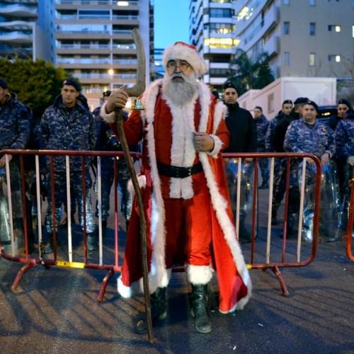 Christmas Protest – Lebanon