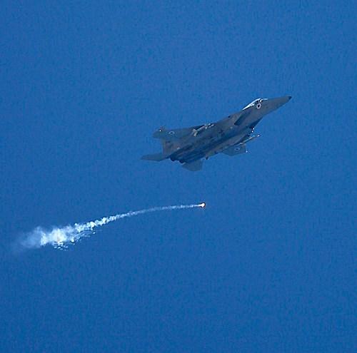 Israel attacks Hamas targets in Gaza following rocket fire
