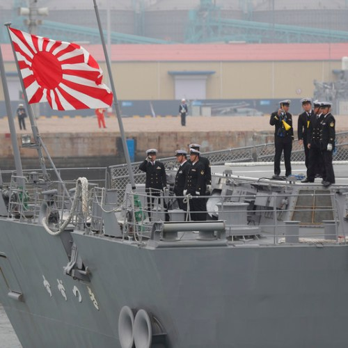 Japan plans to send 270 sailors to Middle East to guard ships