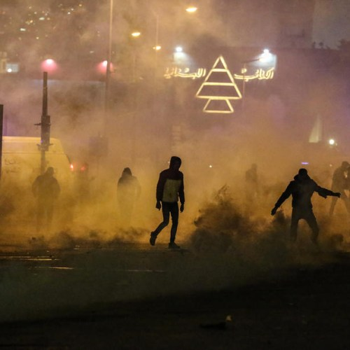 Lebanon rocked by second night of violent unrest