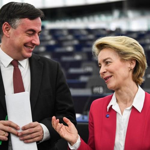 Photo Story: Ursula von der Leyen at the EP in Strasbourg, warns Brexit will harm UK more than EU