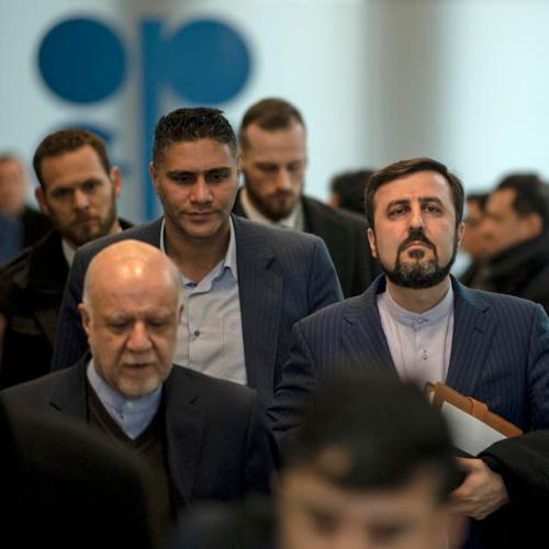 OPEC meeting breaks up without agreement