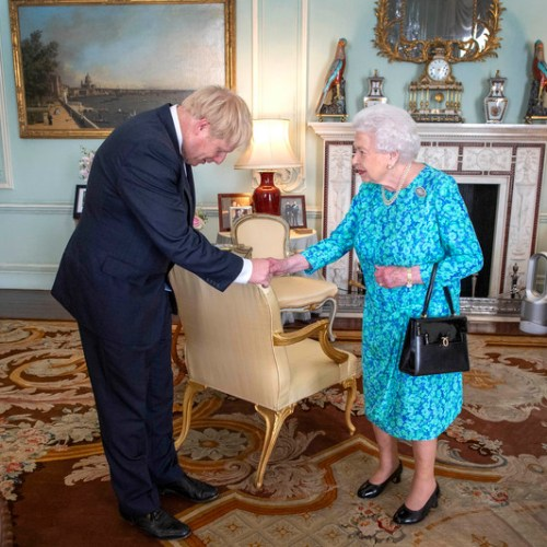 Queen to outline PM's Brexit agenda