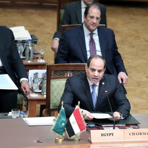 Egypt warns about foreign military intervention in Libya