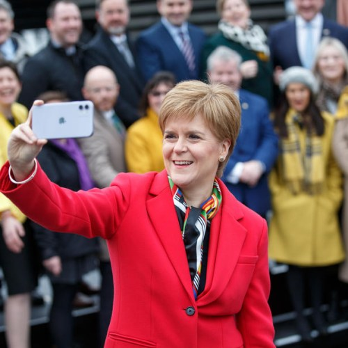 Sturgeon insists Scotland wants different future from rest of UK