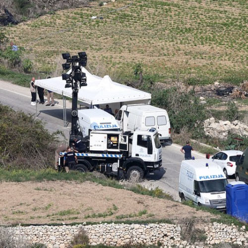 Daphne Caruana Galizia's murder suspects ask for presidential pardon in exchange for testimony implicating an ex-minister in murder
