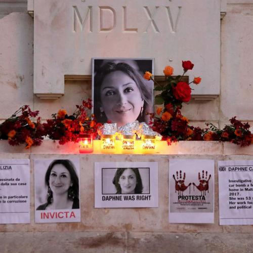 UPDATED: Three years on, Malta awaits justice for slain journalist Daphne Caruana Galizia