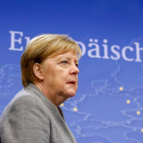 Angela Merkel becomes second-longest serving German chancellor
