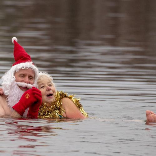 Wet Christmas – Berlin