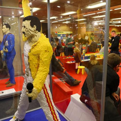 Lego Exhibition in Poland