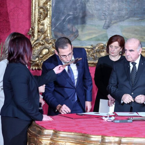 Radical changes in new Maltese Government cabinet