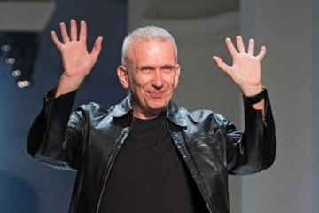 French fashion designer Jean-Paul Gaultier announces retirement
