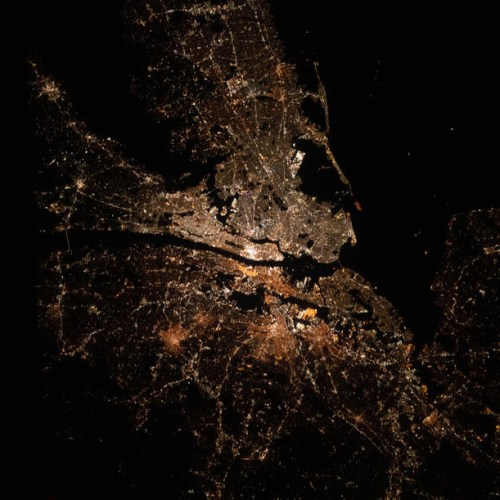 Photo Story: The bright city lights of Long Island, New York City and New Jersey