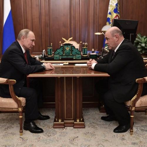 Vladimir Putin names Mikhail Mishustin as new PM