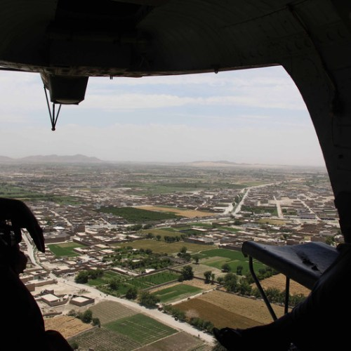 Mysterious passenger plane crash in Afghanistan