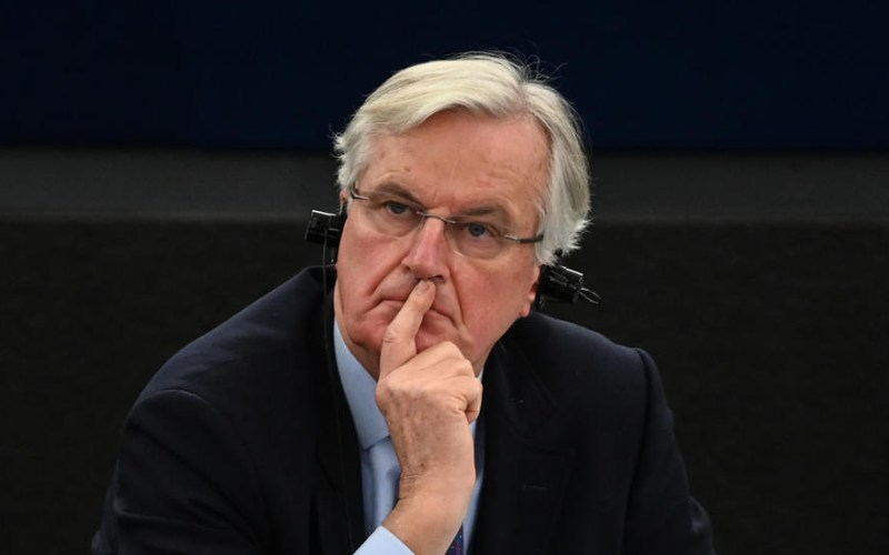 Ex-EU Brexit negotiator Barnier to run in French presidential centre-right primary