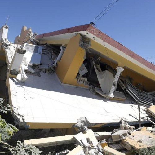 More than 500 earthquakes have rattled the Puerto Rico region in 10 days