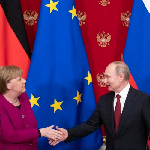 UPDATED: Merkel holds talks with Putin on first anniversary of Navalny poisoning