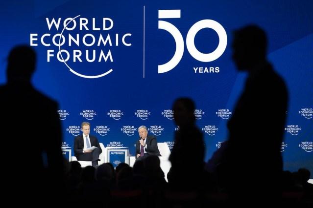 Epidemics lead world's biggest short-term risks: World Economic Forum