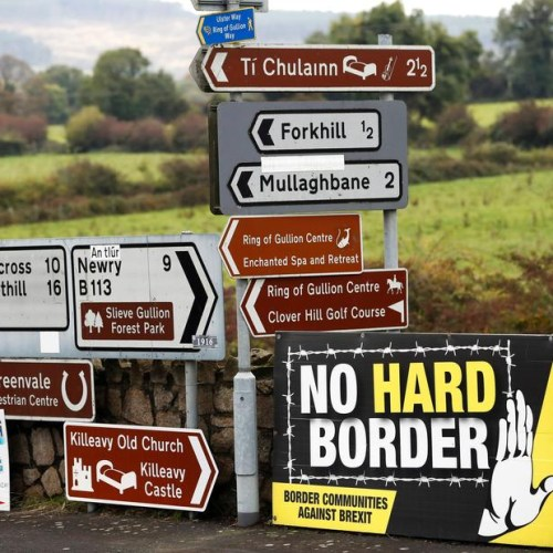 Irish Brexit border issue could land UK in court, report finds